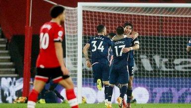 Southampton - Arsenal: 1-2 | MAÇ SONUCU - ÖZET