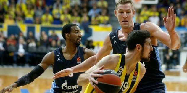 Fenerbahce to take on Zenit in EuroLeague game