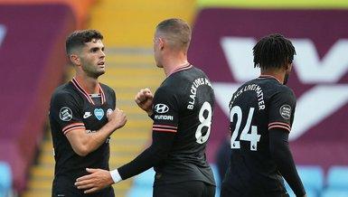 Aston Villa 1-2 Chelsea | ÖZET İZLE
