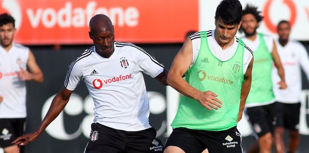 Beşiktaş'ta derbi hazırlıkları tam gaz devam! - tam -