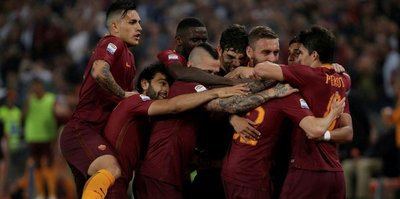 Roma'dan Juve'ye geçit yok!