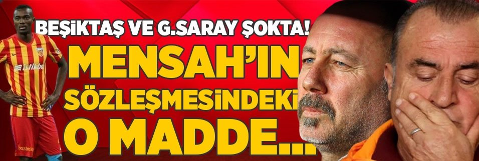 besiktas ve galatasaray sokta bernard mensahin sozlesmesindeki o madde 1596440558051 - Hakan Çalhanoğlu bombayı patlattı! Galatasaray'a mesaj ve Kaan Ayhan...