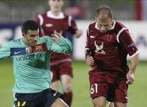 Rubin Kazan - Barcelona