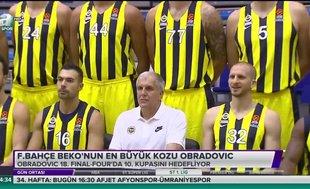 Fenerbahçe'nin kozu Obradovic