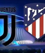 Juventus Atletico Madrid maçı ne zaman saat kaçta hangi kanalda? Yayın bilgileri, ilk 11'ler...