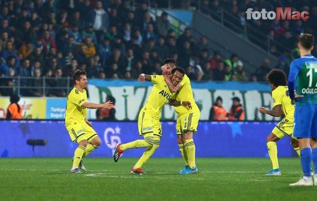Fenerbahçe'den bir taşla iki kuş! Comolli menajeriyle el sıkıştı