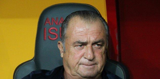 Galatasaray'da Fatih Terim ilk 11'e neşteri vurdu