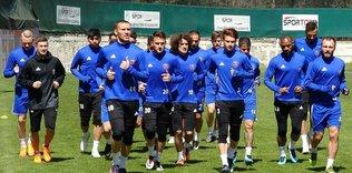 Karabükspor kritik maça hazırlanıyor