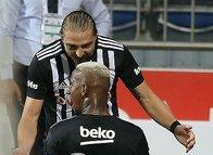 Süper Lig'de kavga eden takım arkadaşları