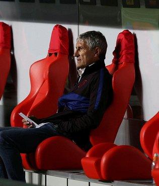 Barcelona Teknik Direktörü Setien: Acı verici bir yenilgi!