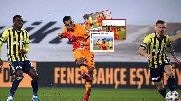 Fenerbahçe-Galatasaray derbisi dünya basınında! Saint-Etienne öfkelenebilir #