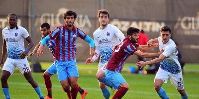 Trabzonspor hazır değil