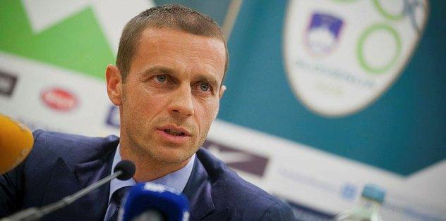 Aleksander Ceferin: Umarım sorun yaşanmaz