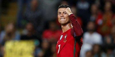 Ronaldo'dan 'adamlık' dersi