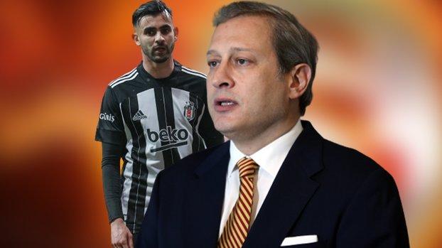 Galatasaray Başkanı Burak Elmas'tan bomba Ghezzal transferi açıklaması!