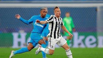 Juventus yoluna kayıpsız devam etti