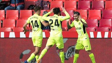Granada Atletico Madrid 1-2 (MAÇ SONUCU - ÖZET)