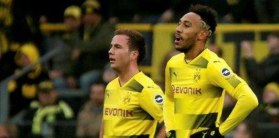 Dortmund'da Götze şoku!