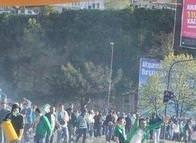 Bursaspor - Beşiktaş maçı iptal edildi