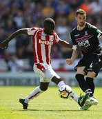 Ndiaye'li Stoke City Premier Lig'den düştü
