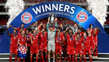 Bayern beats Paris Saint-Germain 1-0 to win 6th European Cup