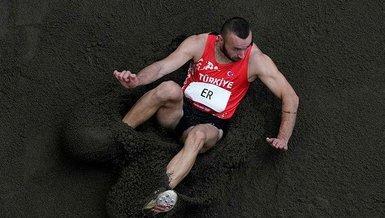 Milli atlet Necati Er üç adım atlamada finale yükseldi! | Tokyo 2020 Olimpiyat Oyunları