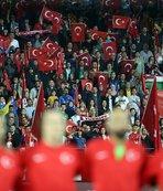 İşte Türkiye'nin 11'i! Son maça göre tek değişiklik