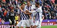 Enes Ünal attı Valladolid 3 golle kazandı