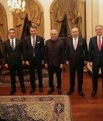 İstanbul'da başkanlar zirvesi