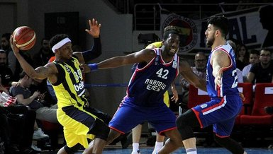 Son dakika spor haberleri: Euroleague'de Anadolu Efes ve Fenerbahçe Beko play-off oynamayı garantiledi