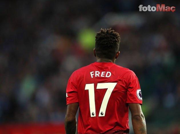Galatasaray'ın listesindeki Fred'e onay çıktı!