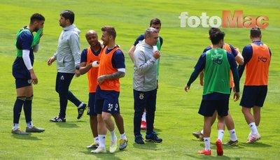 Fenerbahçe'de sürpriz transfer gelişmesi!