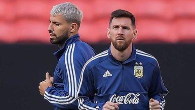 Sergio Agüero Messi'nin ayrılığını yorumladı: Şok ediciydi!