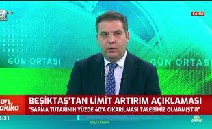 Hakan Gündoğar Beşiktaş'ın limit aşımı açıklamasını değerlendirdi