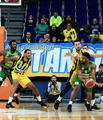 Müthiş maçta kazanan Fenerbahçe Beko!