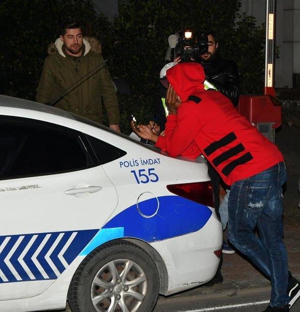Galatasaraylı yıldızın zor anları!