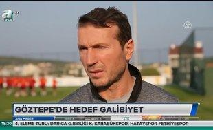 Bayram Bektaş: Beşiktaş'ı yenmek istiyoruz
