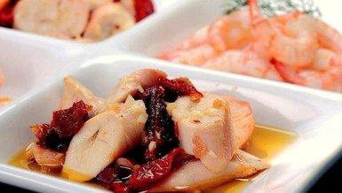 Masterchef 2021 yemekleri: Ahtapot salatasaı nasıl yapılır? Hangi malzemeler kullanılır? Ahtapot salatasaı tarifi...