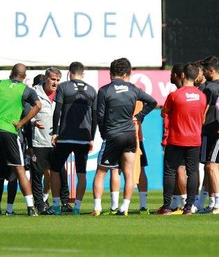 Beşiktaş'ta Aytemiz Alanyaspor maçı hazırlıkları başladı