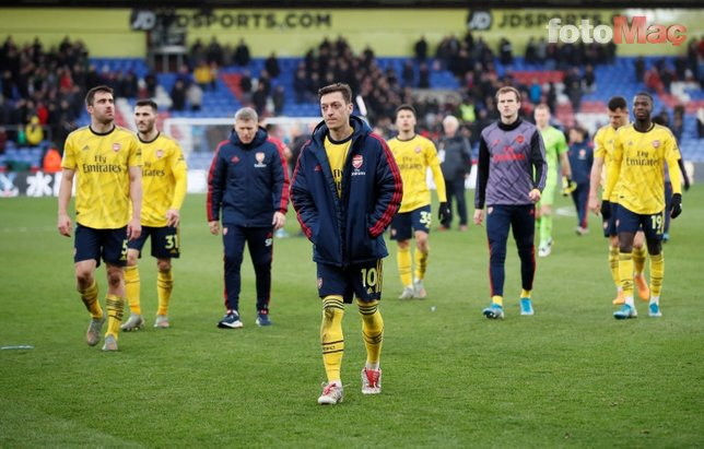 Milli yıldız Mesut Özil'in yanına! İşte o teklif