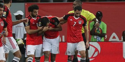 Mısır yarı finale yükseldi