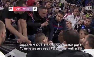 Lyon taraftarları ile Marcelo tartıştı! Beşiktaş...
