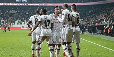Besiktas beat Genclerbirligi in Turkish Cup