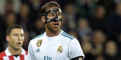 Sergio Ramos tarihe geçti!