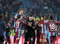 Trabzonspor zincirlerini kırdı