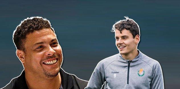 Brezilyalı efsane Ronaldo'dan Enes Ünal'a: Gollere devam