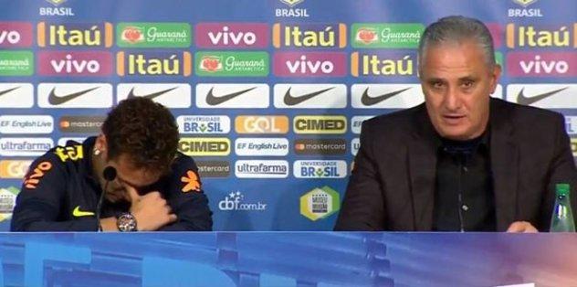 Neymar gözyaşlarına boğuldu!