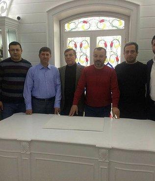 Afjet Afyonspor'un yeni başkanı Ali Şahin