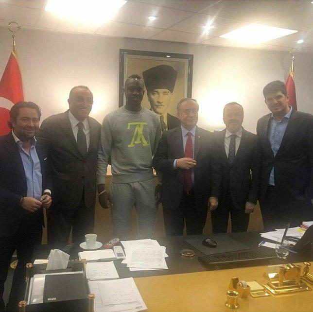 Galatasaray'da Diagne şov!
