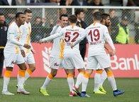 Keçiörengücü - Galatasaray maçından kareler